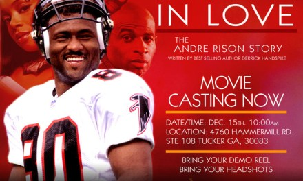 Andre Rison Holds Open Casting Call for Biopic 'Foolishly In Love'
