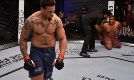 Ex-NFL Defensive End Greg Hardy to make UFC Debut on January 19th on ESPN