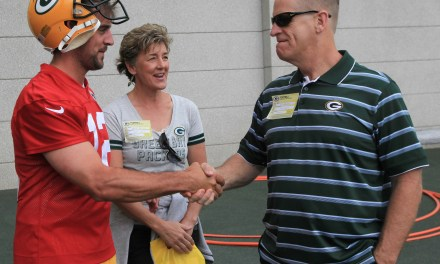 Aaron Rodgers Let It Slip That He Has Reconciled with His Parents?