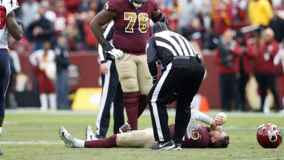 Alex Smith Rumored to Still Be in the Hospital with a Postoperative Infection