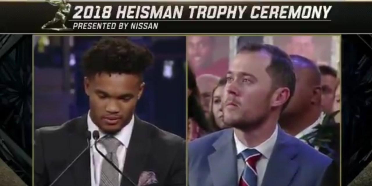 Oklahoma QB Kyler Murray is the 2018 Heisman Trophy Winner - Sports