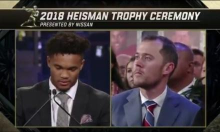 Oklahoma QB Kyler Murray is the 2018 Heisman Trophy Winner