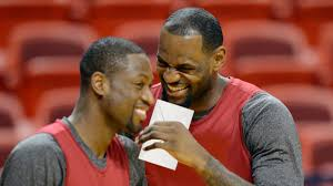 LeBron James Talks about Facing Off Against Dwyane Wade for Last Time