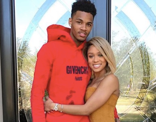 DeJounte Murray and Jilly Anais Flip Flop Back to All In