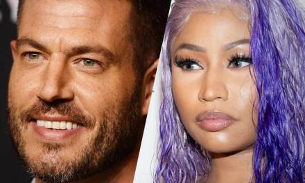Nicki Minaj Threatens to Sue Former NFL Quarterback Jesse Palmer