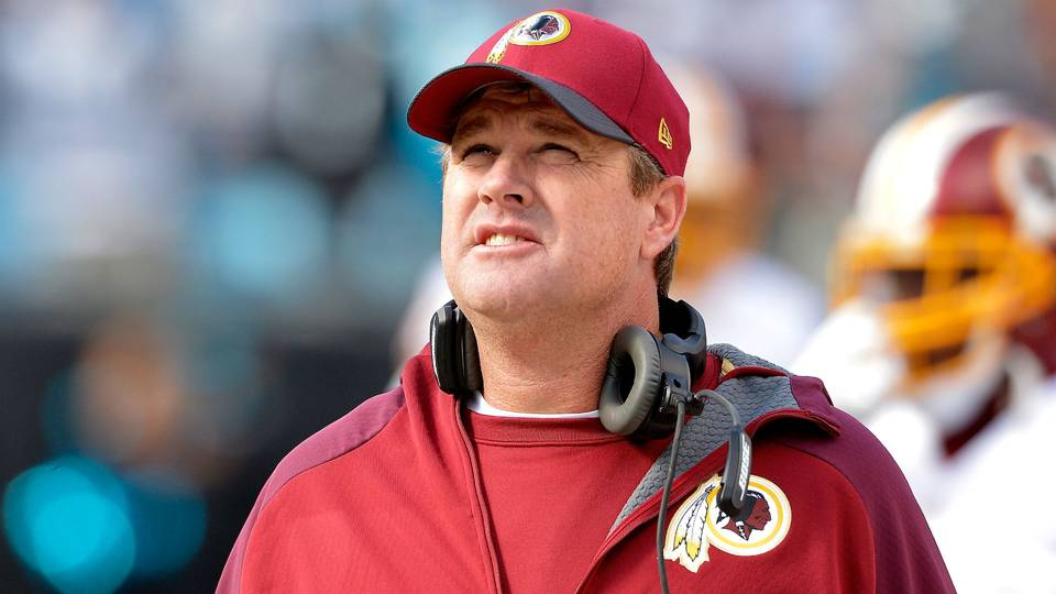Jay Gruden is More Upset with the Person Who Leaked Mason Foster's DMs