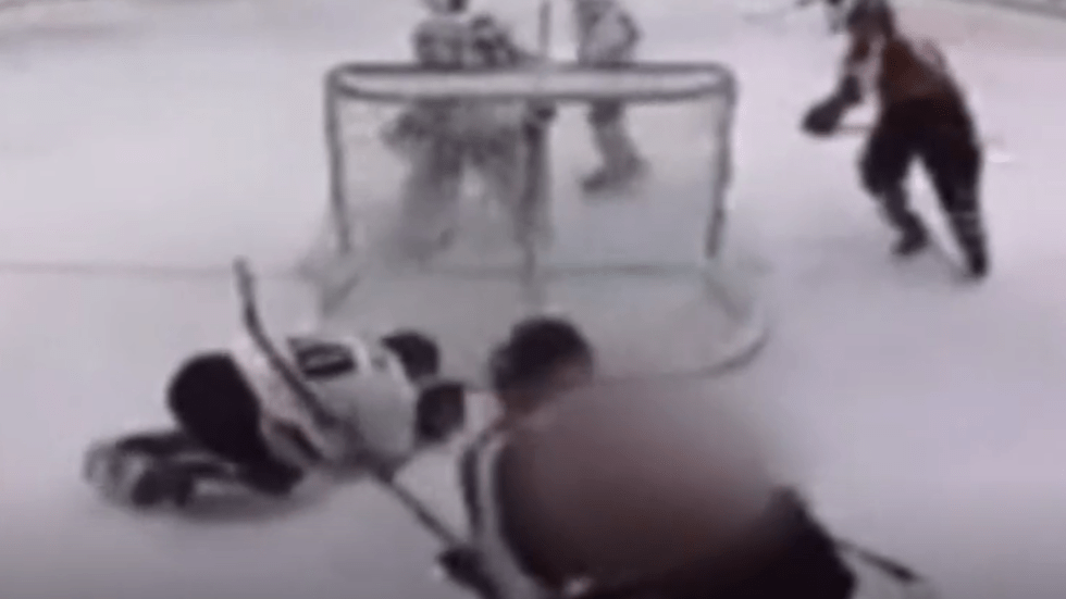 Texas Teen Hockey Player Suspended for Vicious Stick Attack