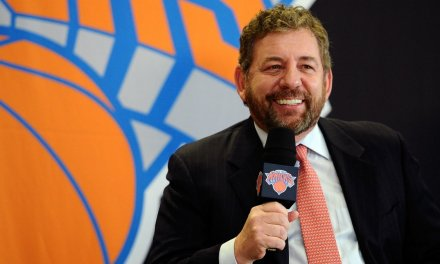 James Dolan Won't rule Out Selling Knicks for Right Offer