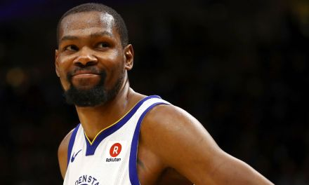 Kevin Durant Brings Christmas Cheer to Twins