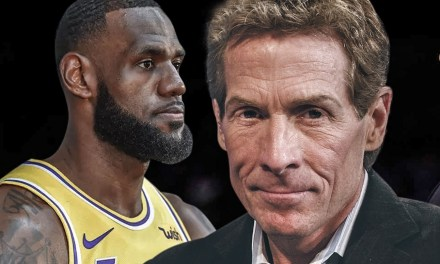 Skip Bayless Believes He can Beat LeBron James in an 8 Mile Race