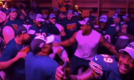 Bears Fan Remixes Aaron Rodgers' Bose Commercial with Highlights from Division Clinching Win Over Green Bay