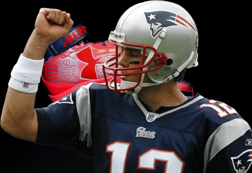 07c64121b99 Tom Brady Leads  My Cause My Cleats  Auction Bids by a Landslide ...