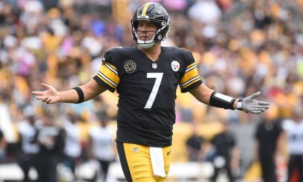 "Ben Roethlisberger on Ian Rapoport ""Nothing of What he Says There is Any Truth To"""