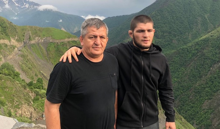 Khabib's Father Says He's Been Offered $15 Million for McGregor Rematch