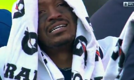Texans WR Demaryius Thomas Believed to Have Suffered a Ruptured Achilles