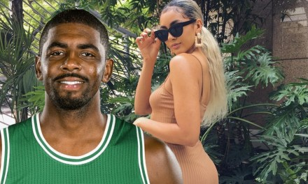 Kyrie Irving Being Linked to New Girlfriend 'Golden'