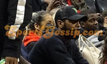 Kyrie Irving's New Girlfriend Attended His Invitational Last Week
