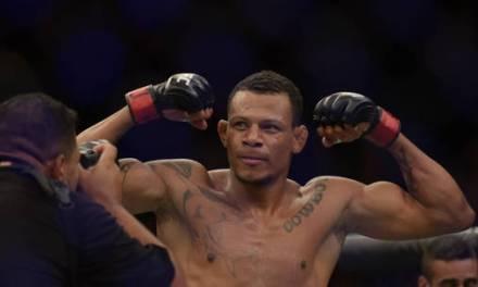 UFC's Alex Oliveira Was Injured in a 'Grenade Attack'