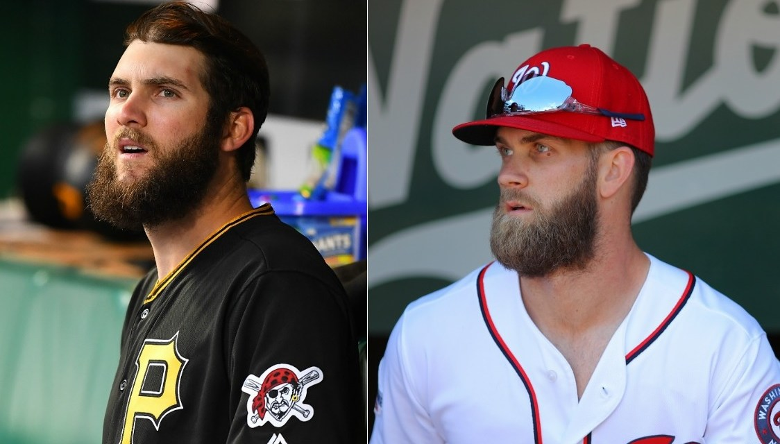 Trevor Williams Was Mistaken for Bryce Harper and He Went Along with It