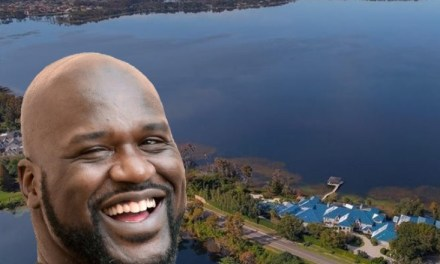 Shaquille O'Neal Cuts Price on his Florida Mansion 'Shaq-Apulco'