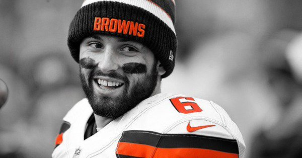 Baker Mayfield fined $10K for Pretending to Expose his Privates at OC Freddie Kitchens