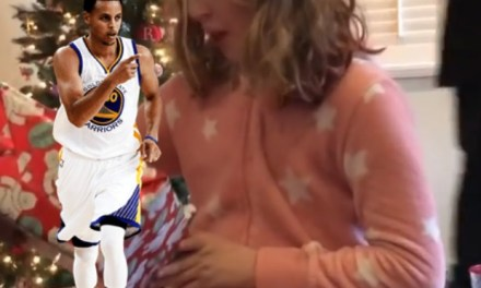 Steph Curry Fulfills Promise to Riley Morrison and Gifts Her New Shoes