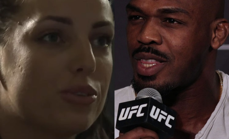 Jon Jones Apologized to Swedish Reporter He Called Out Izabelle Kostic