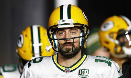 Aaron Rodgers Taken to the Hospital after Suffering a Concussion
