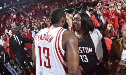 James Harden's Mom Monja Willis on Internet Trolls