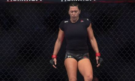 Cat Zingano Considers Appeal After Toe to the Eye Injury