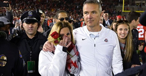 Urban Meyer's Wife Shelly Says She Wants Him Done With Coaching