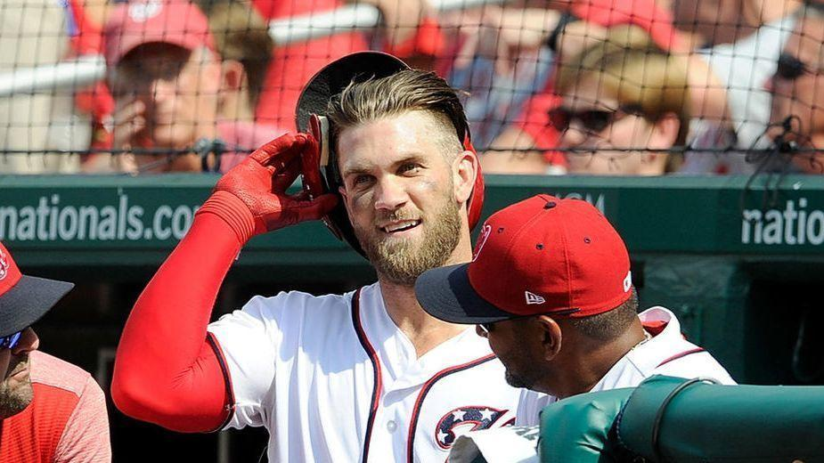 Bryce Harper to Meet with the Phillies in Vegas