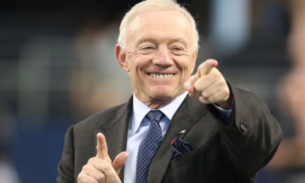 Jerry Jones Jokes that In Order to Keep DB Coach Kris Richard He'll Have to Kidnap Him