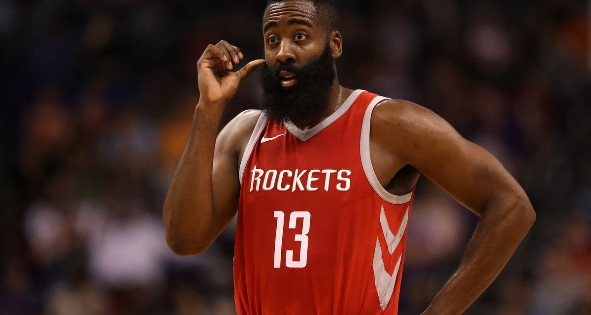 James Harden Has a Secret Baby With Mystery Woman?