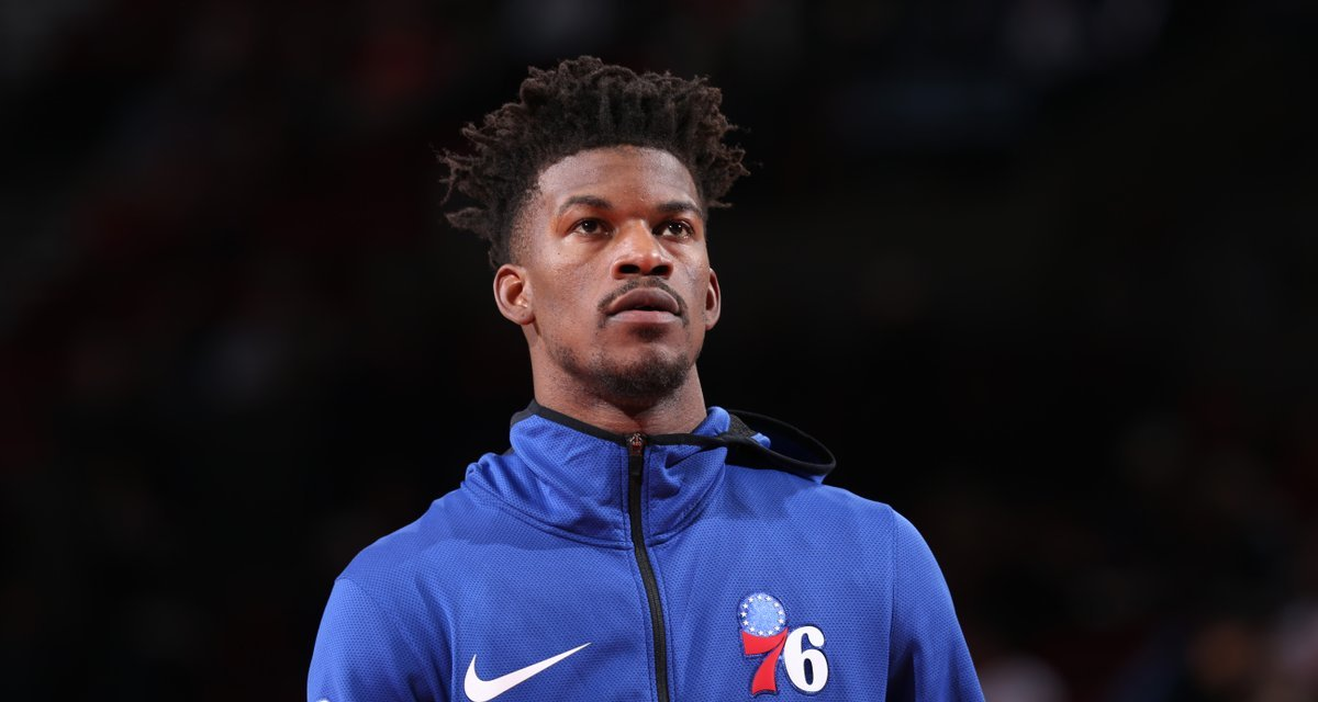 76ers Still Hope To Re Sign Jimmy Butler