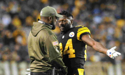 """Steelers Owner Says they Won't Cut Antonio Brown, But """"All Other Options are On the Table"""""""