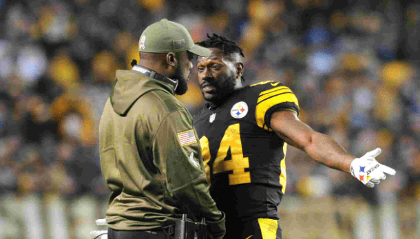 "Steelers Owner Says they Won't Cut Antonio Brown, But ""All Other Options are On the Table"""