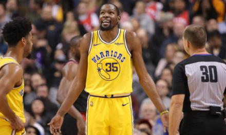 Kevin Durant No Longer an All-Star Game Starter