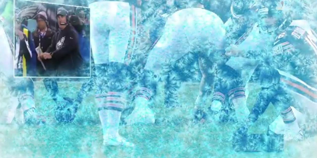 Eagles Troll Bears Kicker Cody Parkey with a Hype Video