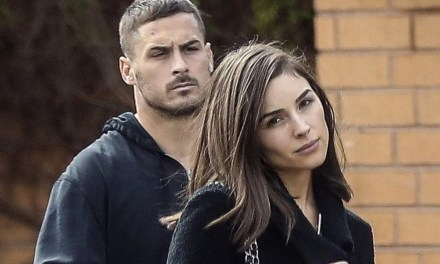 Danny Amendola and Olivia Culpo Spotted Out Together Over the Weekend