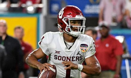 Kyler Murray Announces on Twitter He's Declaring for the NFL Draft