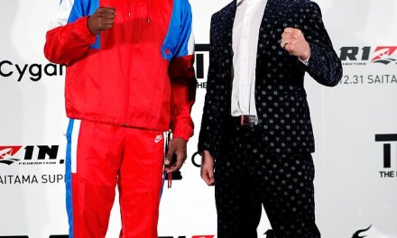 Mayweather CEO Leonard Ellerbe Addresses Claims of Japan Fight Being Fake