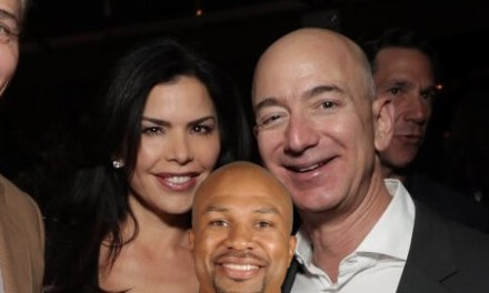 Derek Fisher Used to Date Jeff Bezos' New Girlfriend Lauren Sanchez