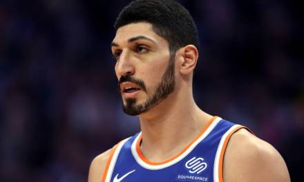 Turkey Reportedly Seeks Warrant for Knicks' Enes Kanter