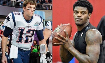 Lamar Jackson Wants to be the Tom Brady of Baltimore