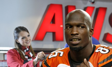 Chad Johnson Arrested For Being Cheap Over Car Rental?