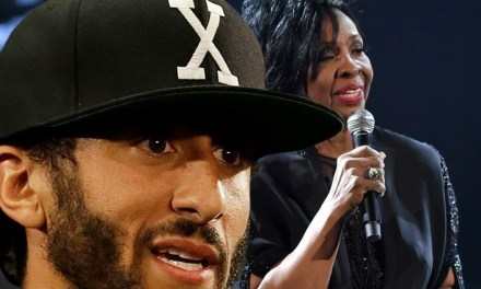 Gladys Knight Comments on Colin Kaepernick and Super Bowl National Anthem