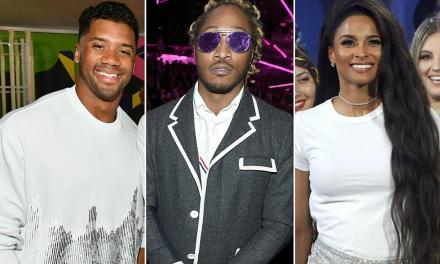 Future Blasts Ciara and Russell Wilson In New Interview