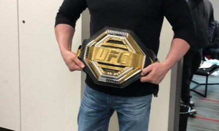 Dana White Mocked Over UFC's New 'Legacy Championship Belt'