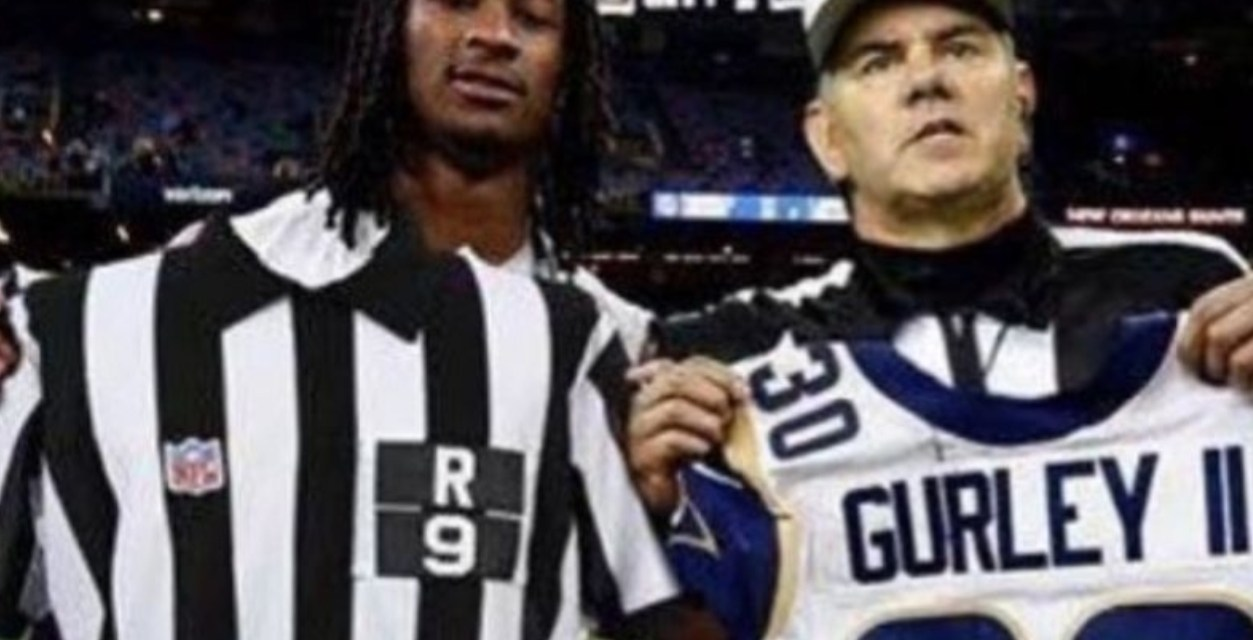 Todd Gurley Trolls Saints Fans after NFC Championship Game Victory